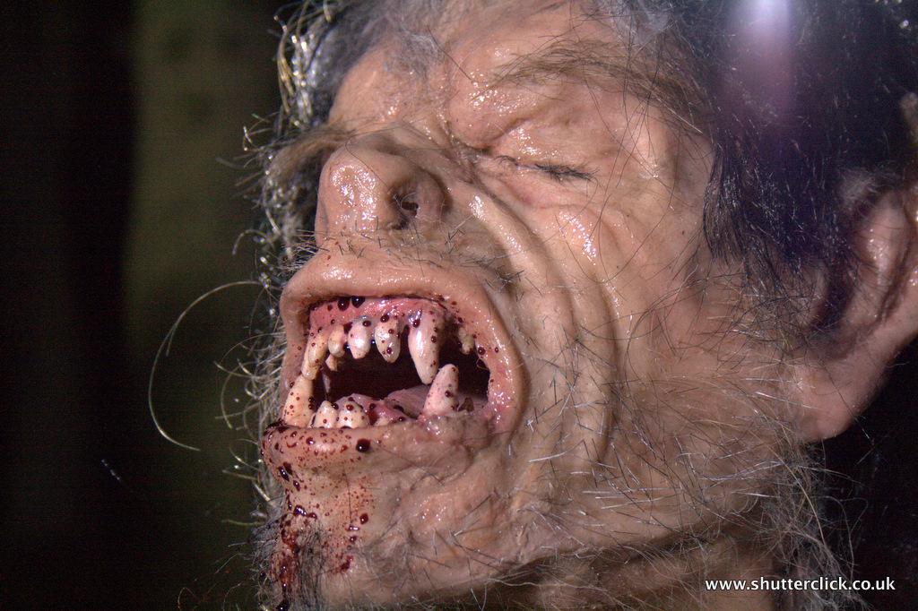 Dense Fear 2 Werewolf